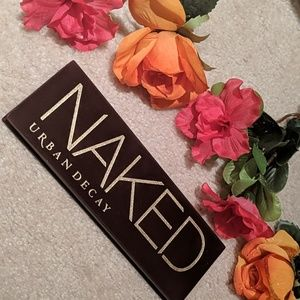 Urban Decay Makeup - NWT Urban Decay Orig NAKED 12-Eyeshadow Palette!
